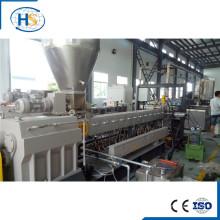 Granulador de plástico pequeño EVA TPR para compuestos