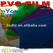 PVC-Metallfilm