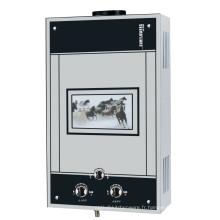 Type de cheminée Chauffe-eau à gaz instantané / Gaz Geyser / Chaudière à gaz (SZ-RS-67)