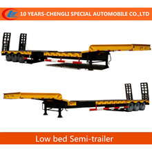 .3 Axles Low Bed Semi Trailer for Sale