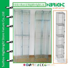 wire locker,wire mesh locker,steel wire storage clothes locker