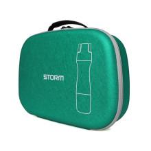2020 SHBC hot sell eva case single zipper for message gun, eva electronics case tool box