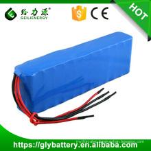11.1V 17.6Ah 20.8Ah 18650 Lithium Battery Pack For Garden Light