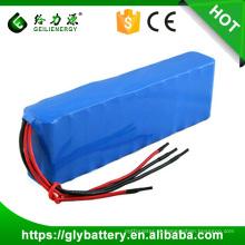 Bloco da bateria de lítio de 11.1V 17.6Ah 20.8Ah 18650 para a luz do jardim