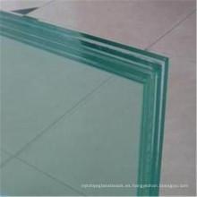 Cristal de ventana laminado transparente superior laminado