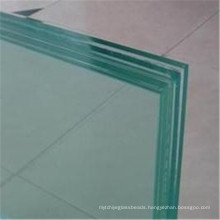 Superior Clear Float Laminated Window Building Glass