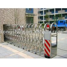 barrière automatique en acier inoxydable