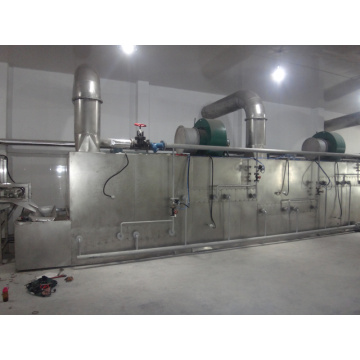 Stainless Steel Belt Dryer untuk Pleiototus eryngii mycelium