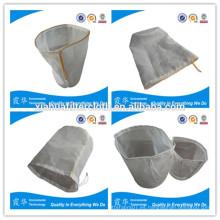 Bolsa cilíndrica de nylon 20x25cm 200 micrones