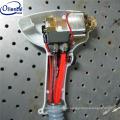 manija protable del laser del vientre del laser del diodo 810nm para la máquina del retiro del pelo