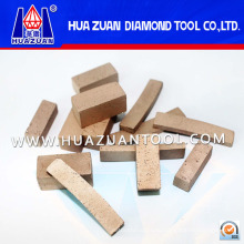 400mm-1600mm Diamond Segment for Marble Cutting (Hz382)