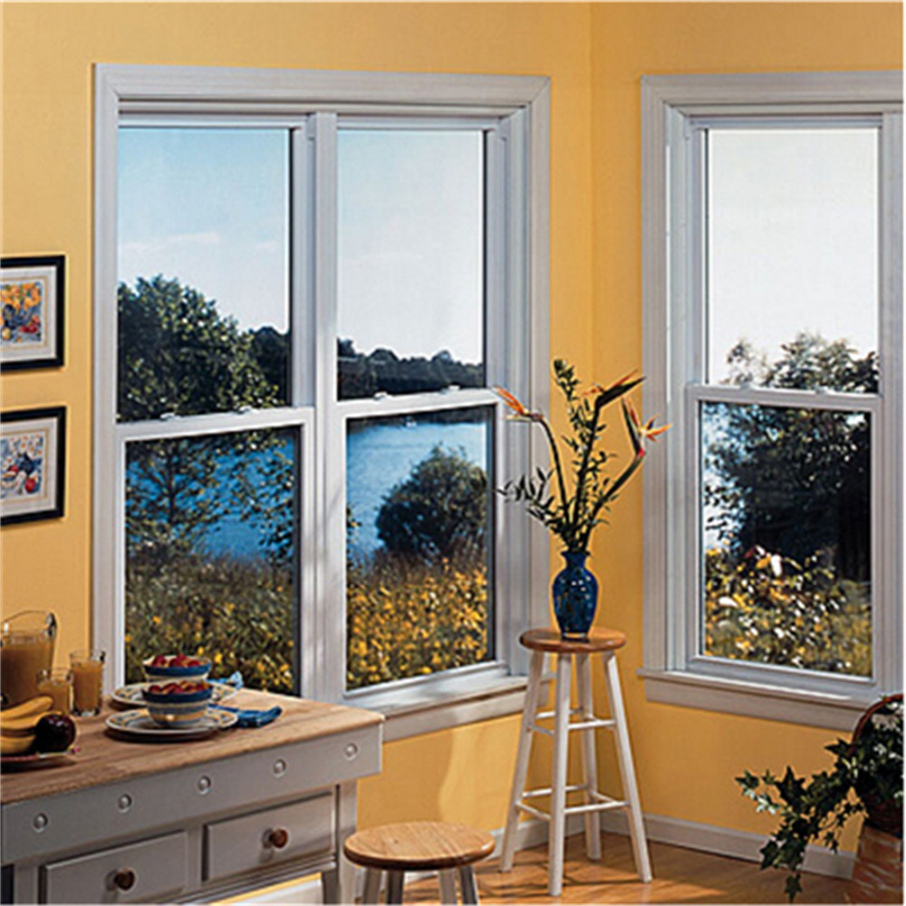 Aluminum Double Hung Window