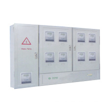 Single-Phase Power Meter Box for 8PCS Meters