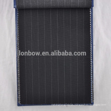 panel stripe super120S wool for suit
