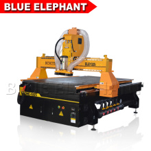 Cheap price cnc router 1325 with dust collector , easy operation cnc router 3 axis wood engraving machine with dsp controller