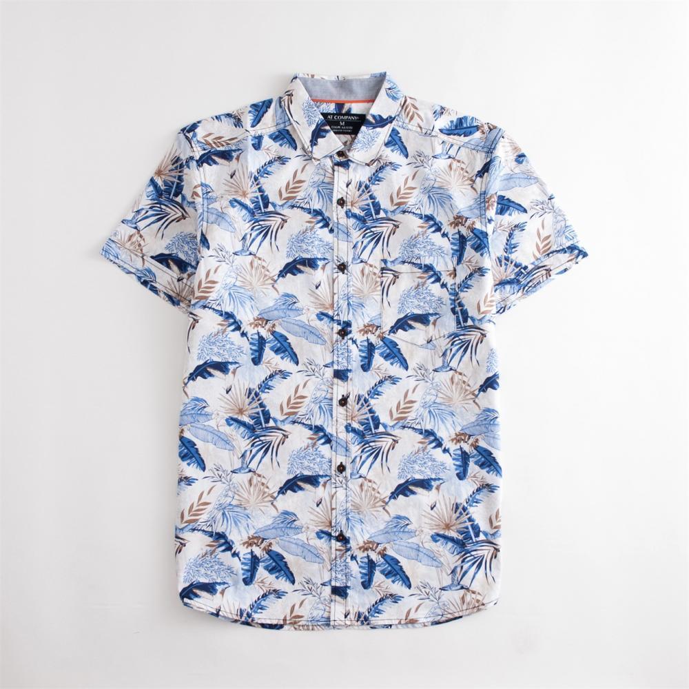 Hawaiian Casual Short Sleeve Shirt