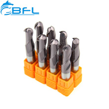 BFL Factory Supply Hartmetall-Kugelkopffräser