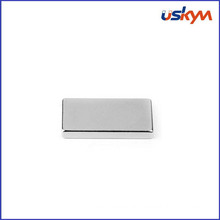 Customized Strong Block Neodymium Magnets for Motor Generator Use