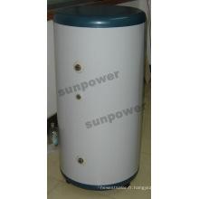 Réservoir de chauffe-eau solaire