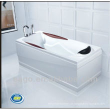 EAGO banheira acrílica banheira ordinária LK1003