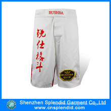 Cheap Custom 3/4 MMA 100% Cotton Men Boxer Short