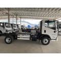 long range high speed electric box truck