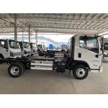 camion de boîte électrique à grande vitesse de longue portée