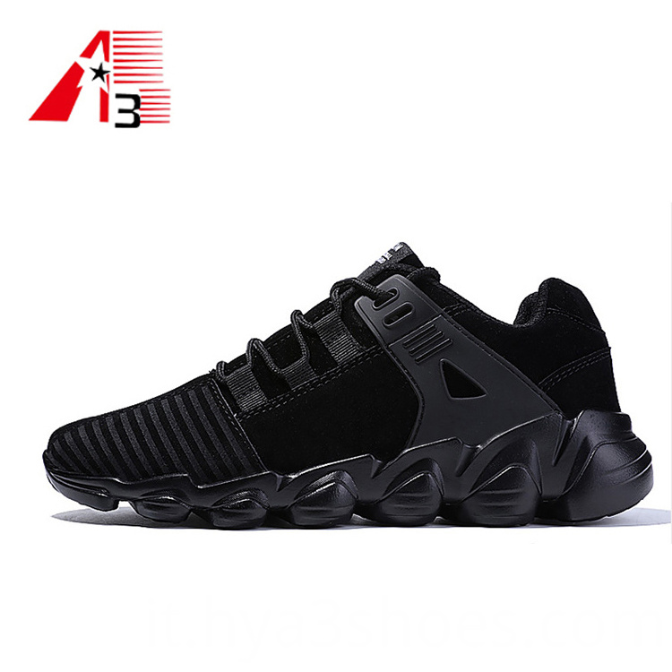 Suede Outdoor Sport Shoes Sneaker
