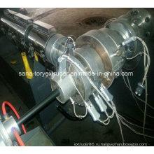 Высокое качество пластиковые трубы PE использова машин