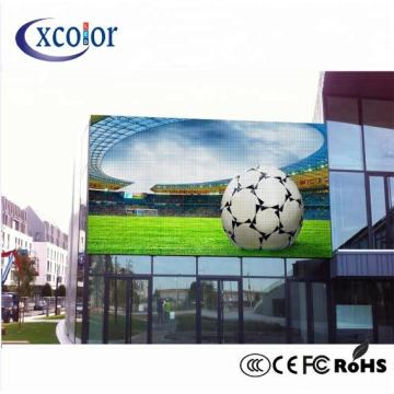 Full-color P8 Big Outdoor LED Video Wall