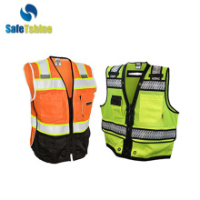 new style vest high vis warning vest