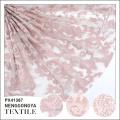 Logotipo personalizado de Alta qualidade nova festa de tecido bordado de poliéster