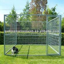 Galvanized Temporary Fence (Factory+Company)