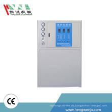 Heizung und Kühlung in der Einheit wassergekühlter Kühler