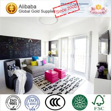 Подгонянный Белый Покрынный жалюзи окна с высокое качество и дешевой цене