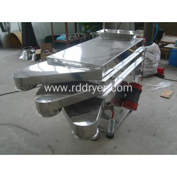 Energy-Saving Linear Vibrating Sifter