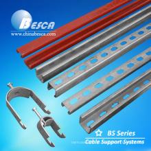 Fabricante chinês lista de preços baratos e sistema de canal de strut de alta qualidade