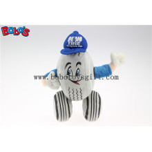 """7.9"""" Competive Price Custom Plush Auto Tyre Mascot Toy as Promotional Gift Bos1123"""