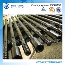 R32/T38/T45/T51 Bench Drilling Drifter Rod with Flushing Hole