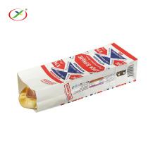 Uso de pan bolsa de comida de papel kraft