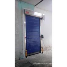 Высокая скорость самовосстановления дверь для холодной комнаты