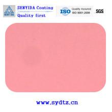 Pintura em pó de rosa