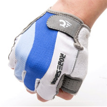 Silicone Pad Short Finger Riding Gloves Outdoor Sports Gloves