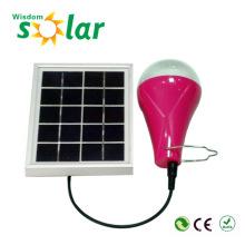 2015 promocional 2Years garantía pago Solar Powered Camping luz