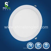 CE/одобренное RoHS 10W круглый светодиодный свет панели