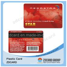 Печать штрих-кодов / Магнитная полоса / Металлическая VIP-карта