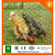 Hexagonal wire mesh/gabion mesh/rock basket wire mesh