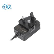 wall mount LED Lighting adapter CE UKCA new ErP high PF 1A 12vdc power supply