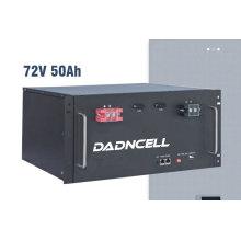 Batería de coche excelente 72V 45Ah Baterías de larga duración de alta durabilidad para coche eléctrico de baja velocidad