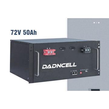 Excelente bateria de carro 72V 45Ah Baterias de alta durabilidade para carros elétricos de baixa velocidade